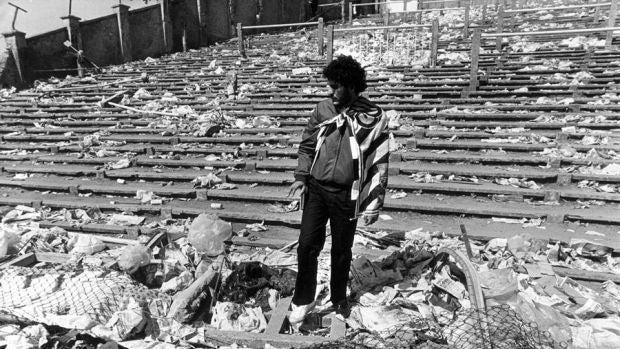 Historias de fútbol con Enrique Ortego: 35 años de la Tragedia de Heysel