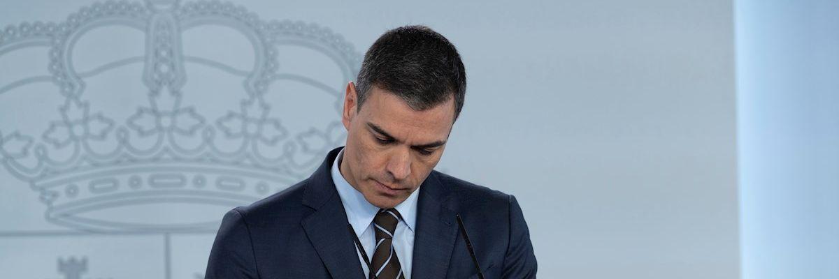 Sánchez comunica a los presidentes autonómicos que habrá una sexta prórroga del estado de alarma