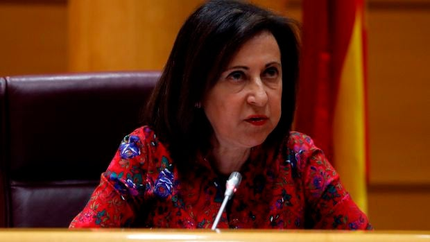 """Margarita Robles reprocha a Pablo Iglesias que """"justifique los insultos"""" a periodistas"""