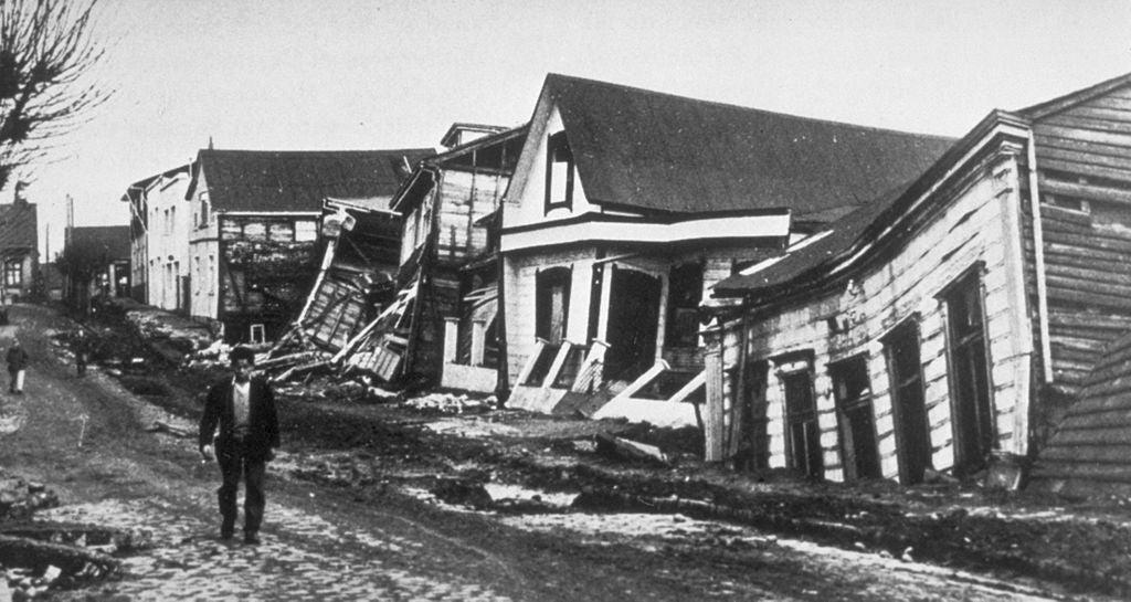 Punta Norte: El terremoto de Valdivia