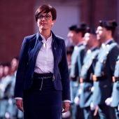 María Gámez, directora general de la Guardia Civil