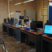Oficina para la expedición del DNIe y pasaporte.