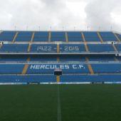 Estadio José Rico Pérez.