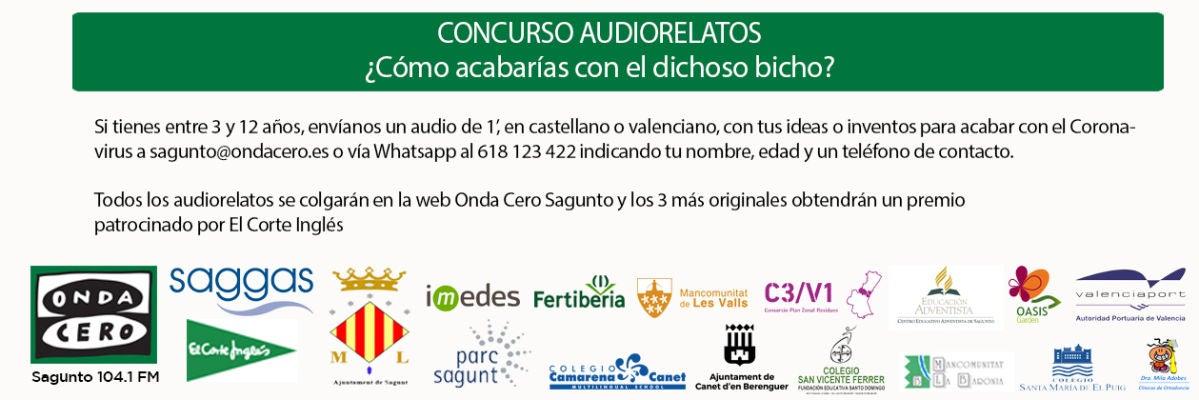 Concurso audiorrelatos