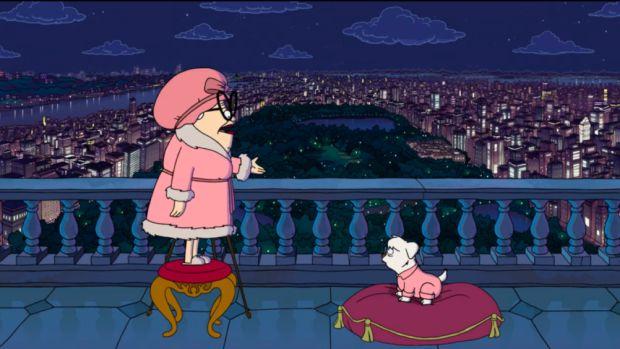 Kinótico 203. 'Central Park', la serie en la que Stanley Tucci interpreta a una villana