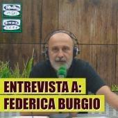 Entrevista a Federica Burgio