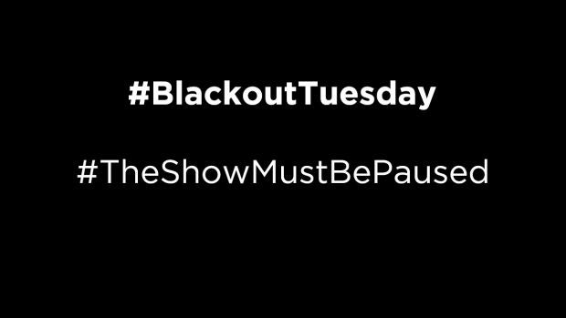 #TheShowMustBePaused