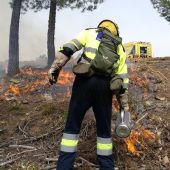 La campaña de riesgo alto de incendios forestales se extenderá en principio hasta septiembre