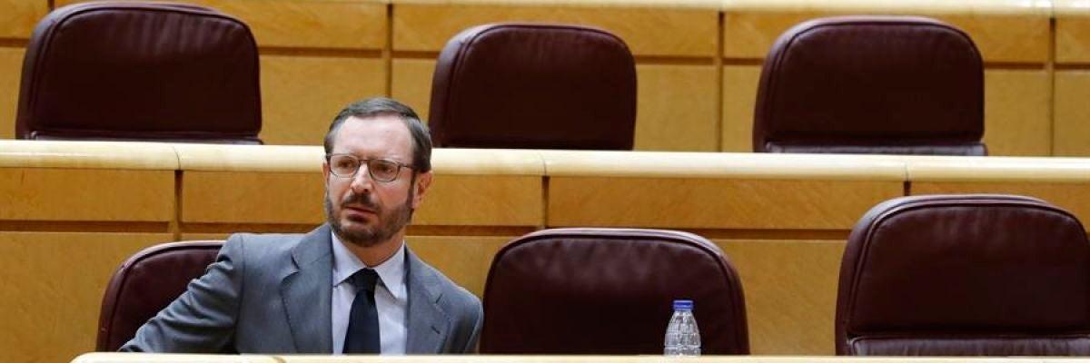 """Javier Maroto: """"España es mejor por tener instituciones modernas como la Monarquía Parlamentaria"""""""