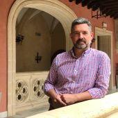 El alcalde de Rota, Javier Ruiz Arana