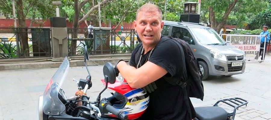 Nacho Vidal detenido