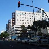 Hospital Puerta del Mar, de Cádiz