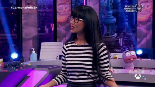 La tele con Monegal: Yibing Cao explica en 'El Hormiguero' el sistema por puntos de ciudadanos vigente en China