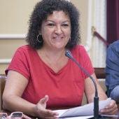 Eva Tubío, concejala de Salud del Ayuntamiento de Cádiz