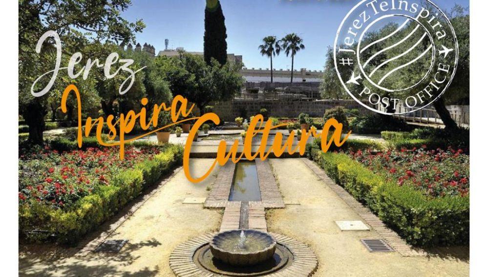 Una de las postales de la campaña 'Jerez te Inspira'