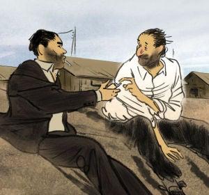 Así es 'Josep', la película de animación francoespañola seleccionada por Cannes