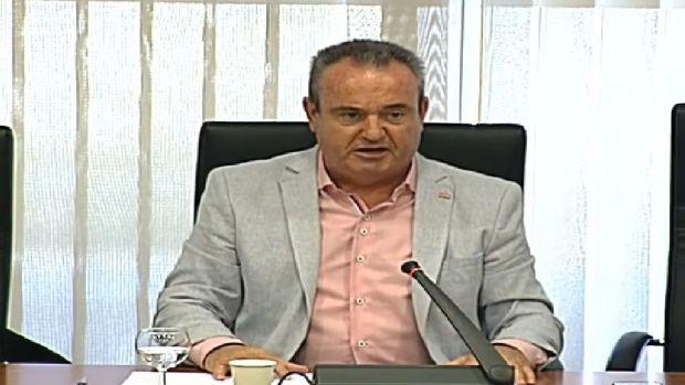 """Santiago Navarro (CCOO): """"En la región de Murcia impera la cultura del incumplimiento"""""""