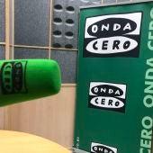 Estudio de Onda Cero Radio.