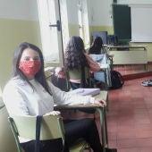 Los alumnos asturianos vuelven voluntariamente a las aulas