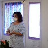 Chelo Ferreiro, Directora do Centro de Día de Verin
