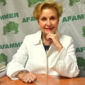 Carmen Quintanilla, presidenta de Afammer