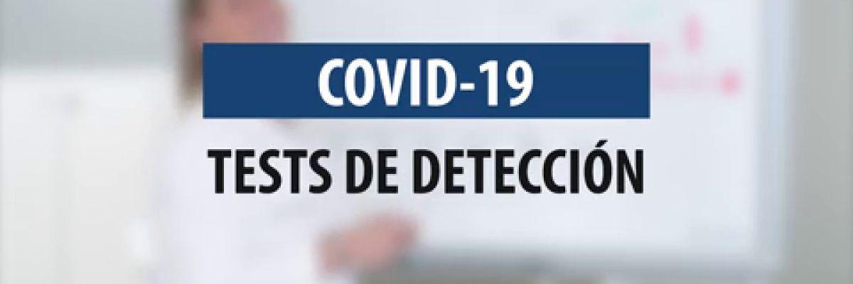 ¿Cómo diagnosticar la Covid-19?: Tipos de pruebas y recomendaciones.