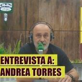 Entrevista a Andrea Torres de FAADA