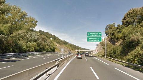 Límite entre Cantabria y Euskadi