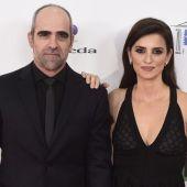 Penélope Cruz y Luis Tosar, en los Premios Forqué del año 2016