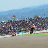 Circuito de Motorland en Alcaíz
