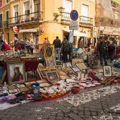 Mercadillo El Jueves en Sevilla