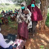 Mujeres en Somalia - Covid19