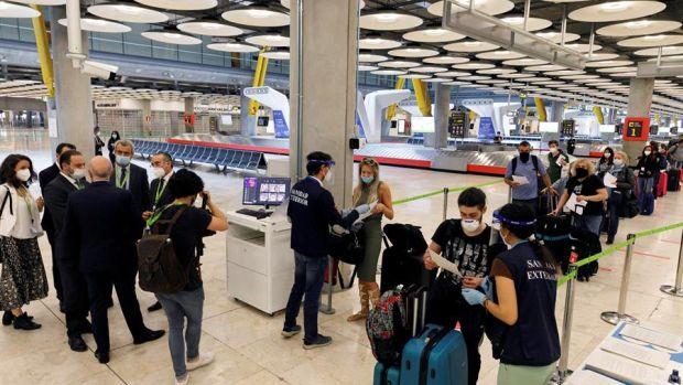 Medidas de seguridad implantadas en el aeropuerto Adolfo Suárez Madrid-Barajas