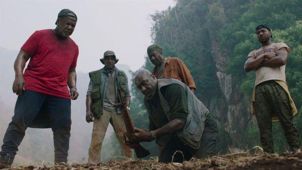 Lo que tienes que ver (12/06/20). 'Hermanos de armas', una de las mejores películas de Spike Lee