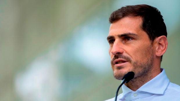 Iker Casillas anuncia su retirada del fútbol de manera oficial