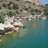Las Lagunas de Ruidera ya han abierto para recibir visitantes y bañistas
