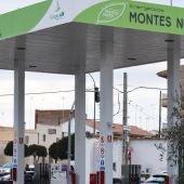 Gasolinera Montes Norte