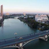 Sevilla, ciudad protagonista de 'Allí Abajo'