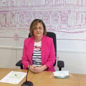 Evelia Fernández, concejala del Ayuntamiento de León