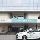 Hospital San Jorge de Huesca