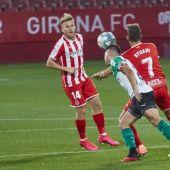 Girona 0 - Racing 0