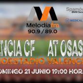 Valencia CF vs At Osasuna