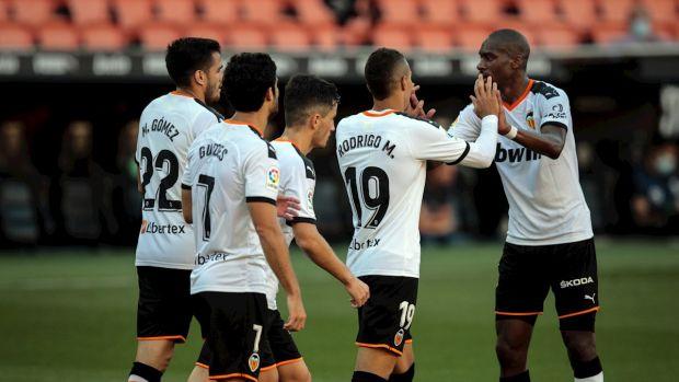 Goles del Granada 2 - 2 Valencia: Un frenético encuentro que acaba en tablas