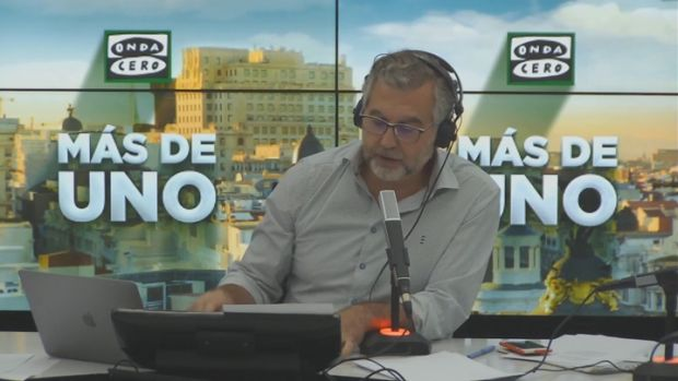 VÍDEO del Monólogo de Carlos Alsina en Más de uno 03/07/2020
