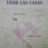 Aprobada la nueva Estación Depuradora de Aguas Residuales de Las Casas