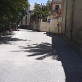 Paseo del Generalife Granada