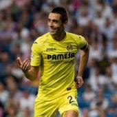Bruno Soriano, jugador del Villarreal.