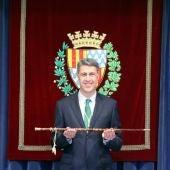 Albiol, quan va ser proclamat alcalde de nou