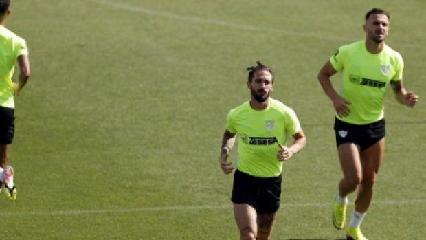 El 10 de agosto, vuelta al trabajo para el Málaga
