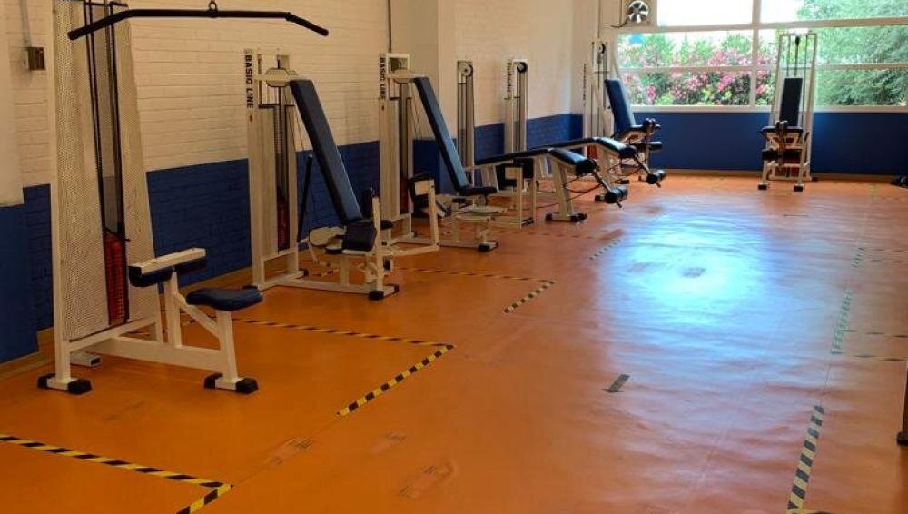 L´Ajuntament de Vila-real reobri les instal-lacions esportives.